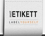 kast Etiket - Labelyourself