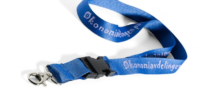 Text-lanyards