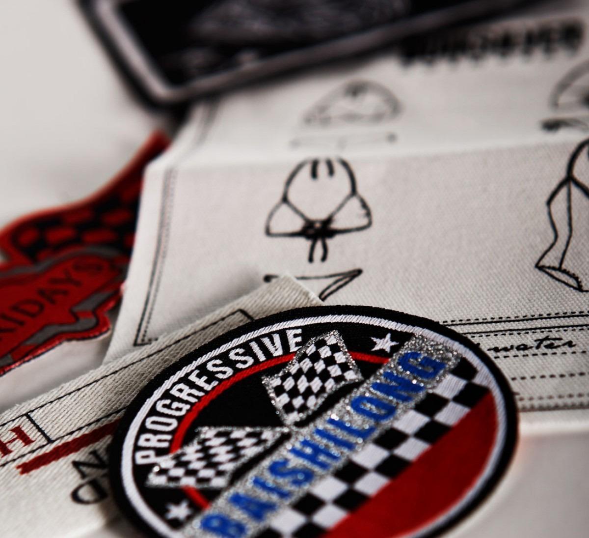 Broderad badge i din stil till marknadens bästa pris! 0c2be0364d22a