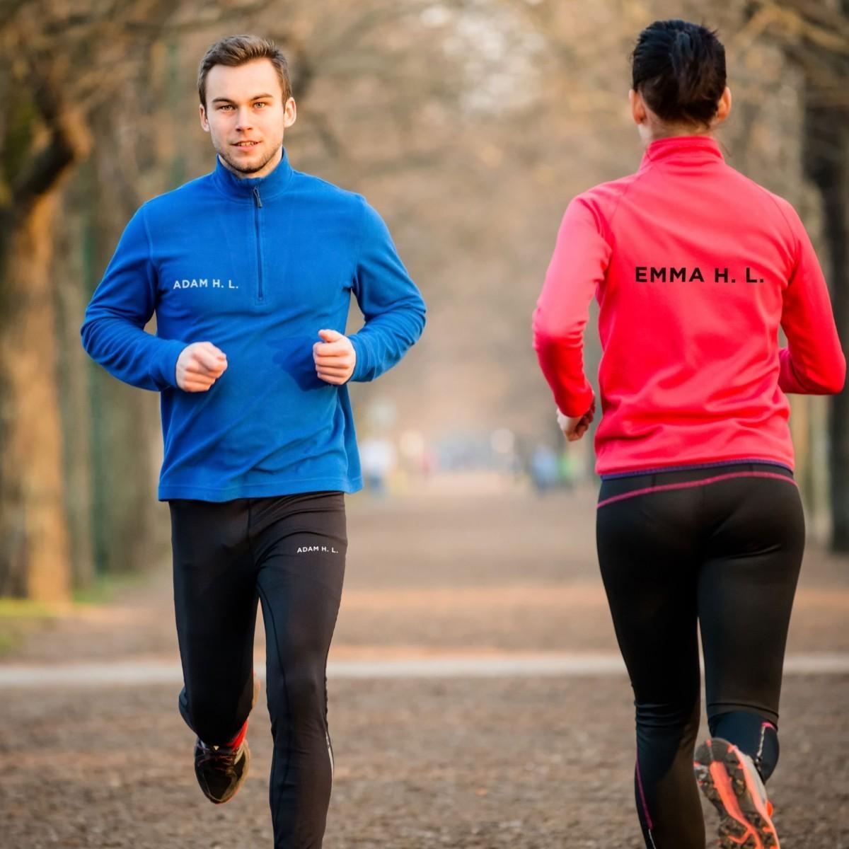 Löparkläder och träningskläder med eget tryck | TeamShirts
